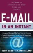 E-MAIL IN AN INSTANT - eBook