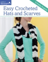 Easy Crocheted Hats and Scarves