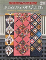 19th-Century Patchwork Divas' Treasury o
