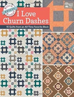 Block-Buster Quilts - I Love Churn Dashe