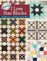 Block-Buster Quilts - I Love Star Blocks