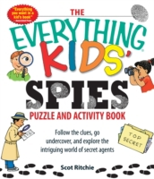 Everything Kids' Spies Puzzle & Activity