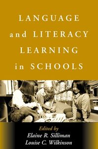 Language and Literacy Learning in School