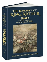 Romance of King Arthur and His Knights o