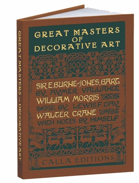 Great Masters of Decorative Art: Burne-J