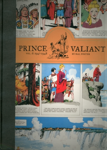 Prince Valiant Vol.6: 1947-1948