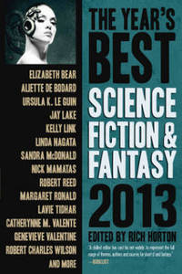 The Year's Best Science Fiction & Fantas