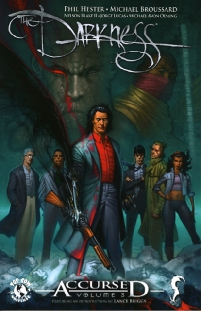 The Darkness Accursed Volume 3