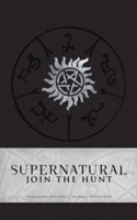 Supernatural Hardcover Ruled Journal
