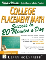 College Placement Math Success in 20 Min