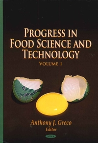 Advances in Food Science & Technology