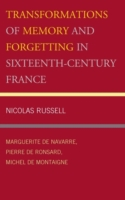 Transformations of Memory and Forgetting