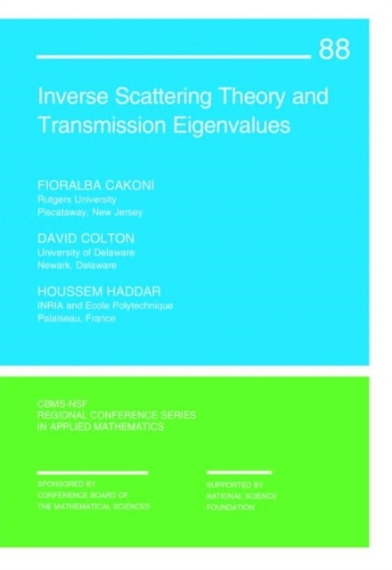 Inverse Scattering Theory and Transmissi