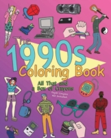 1990s Coloring Book