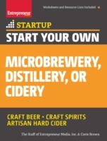 Start Your Own Microbrewery, Distillery,