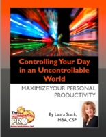Controlling Your Day in an Uncontrollabl