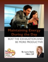 Maintaining Energy During the Day