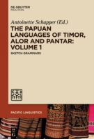 Papuan Languages of Timor, Alor and Pant