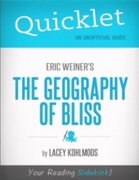Quicklet on Eric Weiner's The Geography