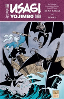 Usagi Yojimbo Saga Volume 3 Ltd. Ed.