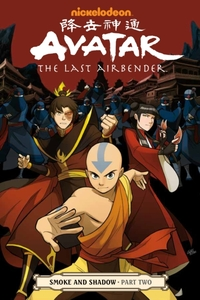Avatar: The Last Airbender - Smoke And S