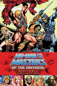 He-man And The Masters Of The Universe M