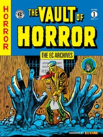 Ec Archives, The: The Vault Of Horror Vo