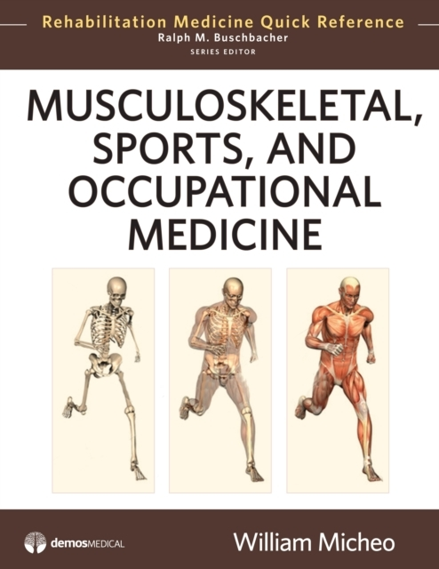 Musculoskeletal, Sports and Occupational