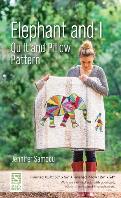 Elephant and I - Quilt and Pillow Patter