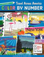 Color by Number Travel Across America Co
