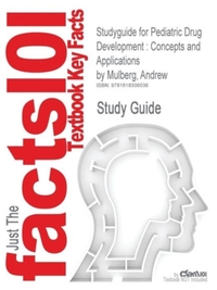 Studyguide for Pediatric Drug Developmen