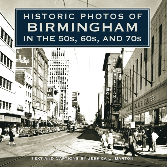 Historic Photos of Birmingham in the 50s