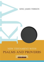 KJV New Testament with Psalms and Prover