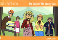 Bad Machinery Volume 4 Pocket Edition