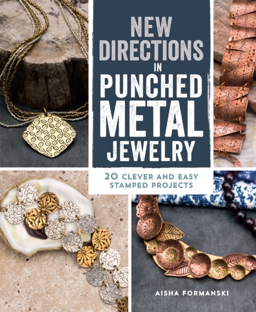 Bilde av New Directions In Punched Metal Jewelry