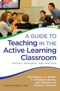 A Guide to Teaching in the Active Learni