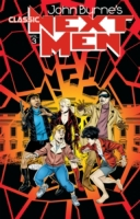 John Byrne's Classic Next Men Volume 3