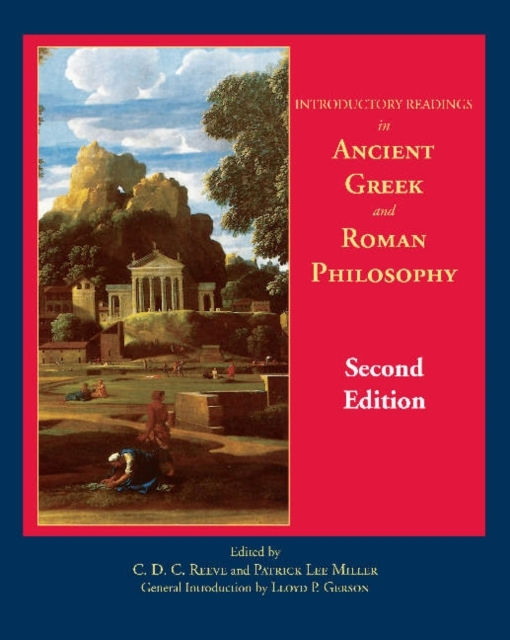 Introductory Readings in Ancient Greek a