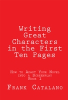 Writing Great Characters in the First Te