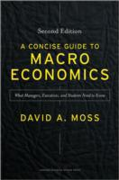 A Concise Guide to Macroeconomics, Secon