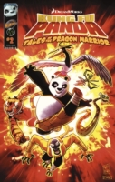 Kung Fu Panda Vol.2 Issue 2 (with panel