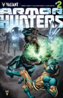 Armor Hunters (2014) Issue 2