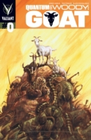 Quantum and Woody: The Goat Issue 0