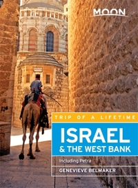 Moon Israel & the West Bank