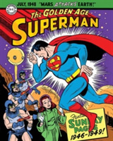Superman The Golden Age Sundays 1946-194