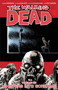 The Walking Dead Volume 23: Whispers Int