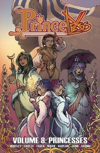 Princeless Volume 8: Princesses