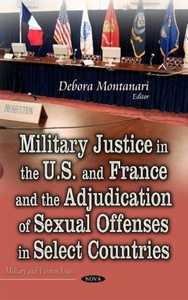 Military Justice in the U.S. and France