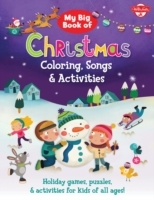 My Big Book of Christmas Coloring, Songs