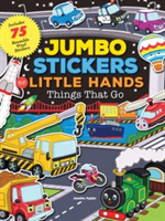 Jumbo Stickers for Little Hands: Things